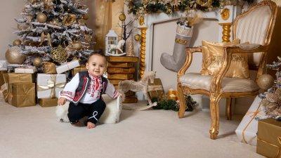 Райно е на 1 година и живее в Лондон