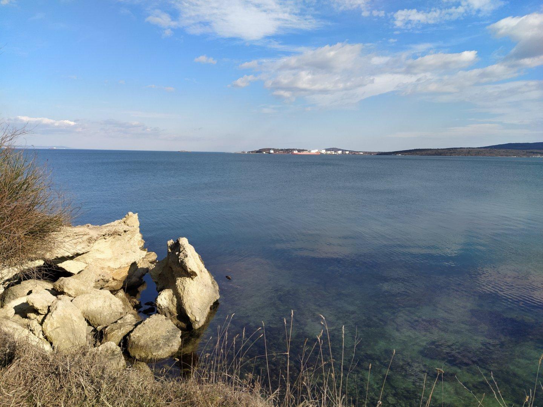 По Черноморието ще духа слаб до умерен североизточен вятър. Снимка Десислава Георгиева