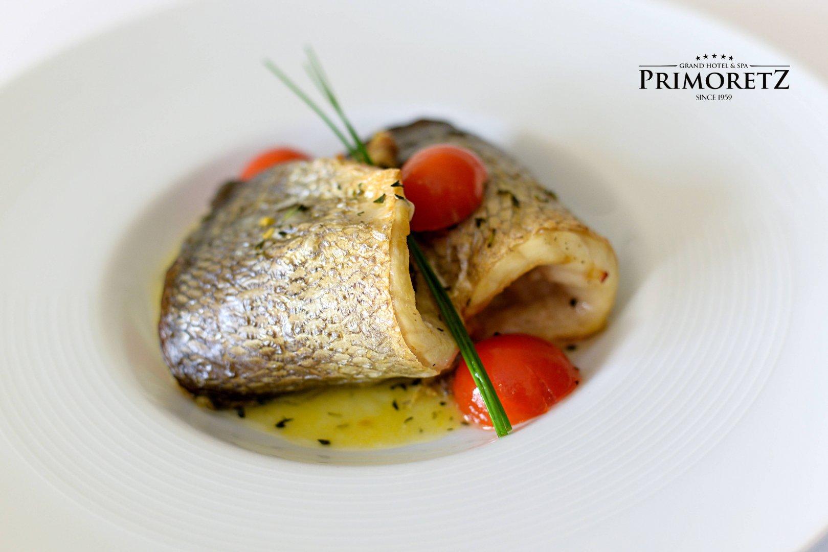 Кухнята на Средиземноморски ресторант Салини е царството на шеф Ивелин Кръстев и неговият екип