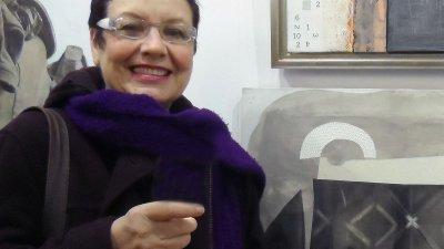 Керана Ангелова е носител на плакета Пегас. Снимки Лина Главинова