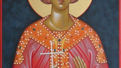 Света Екатерина е християнска светица и мъченица