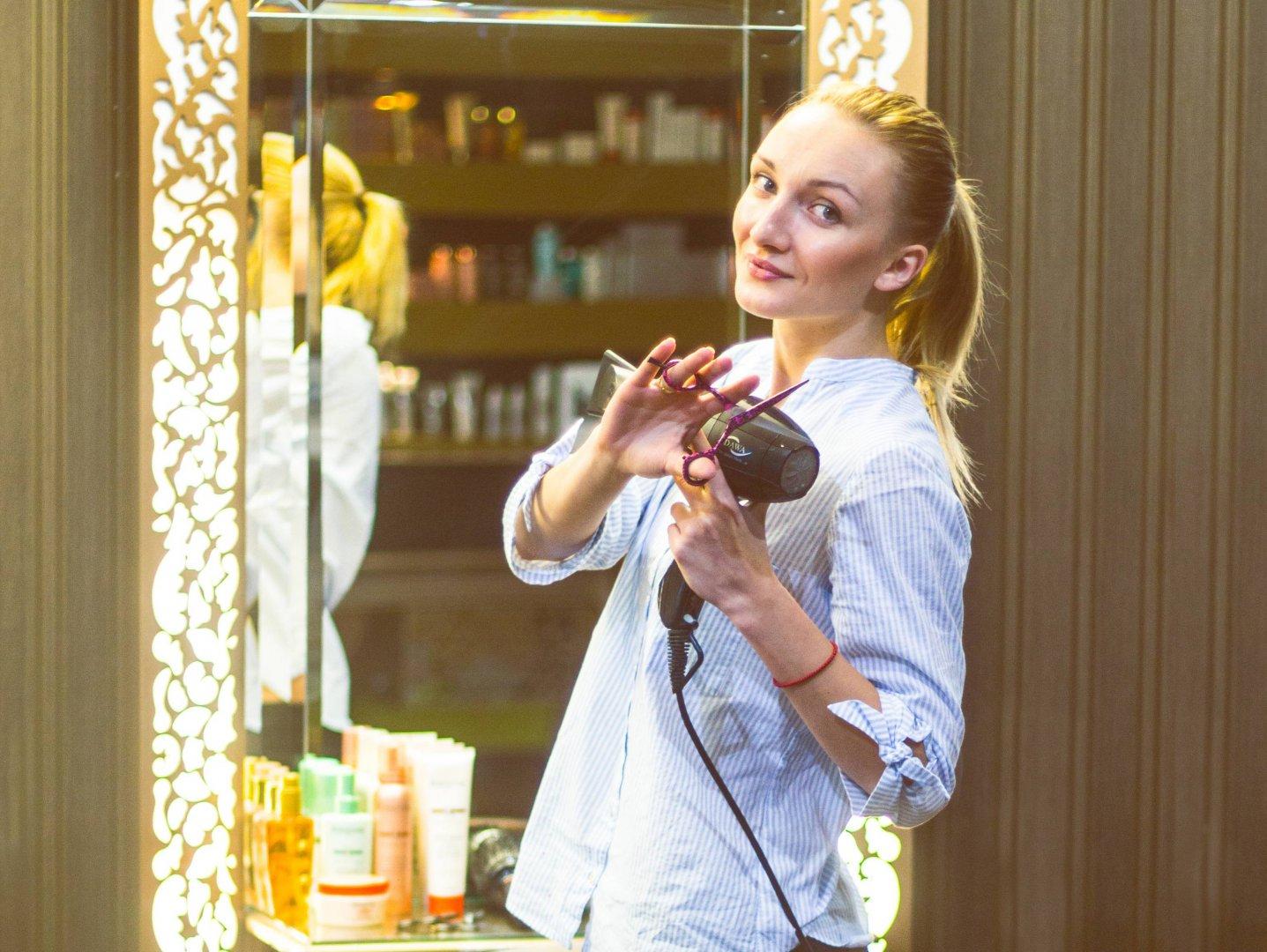 Във фризьорския салон на СПА център 6th Sense в Приморец ще получите професионална грижа за вашата коса