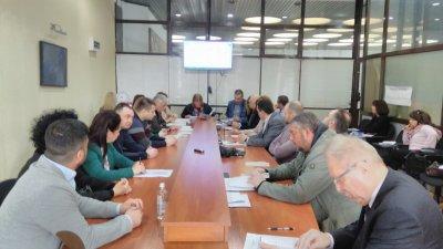 Докладната записка бе разглеждана на заседание на Комисията по Собственост и стопанство. Снимка ОбС - Варна