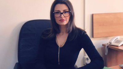 Съдия Силвия Петрова има 14 години юридически стаж. Снимка Районен съд