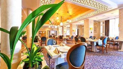Ресторант Салини Ви очаква в гранд хотел и СПА Приморец