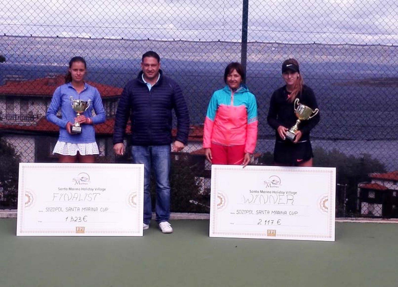 С турнира завърши тенис сезона в Созопол