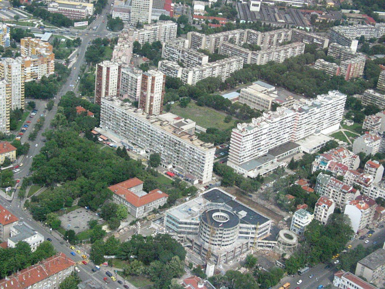 Броят на разрешителните за строеж расте. Снимка Архив Черноморие-Бг