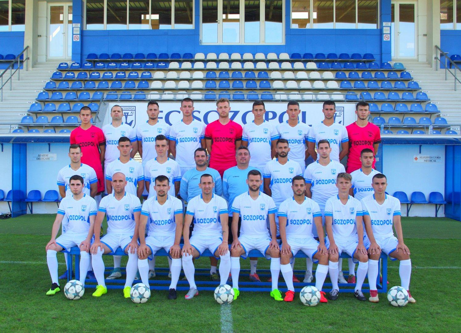 Морското дерби ще се играе на 3-ти или 4-ти септември. Снимка ФК Созопол