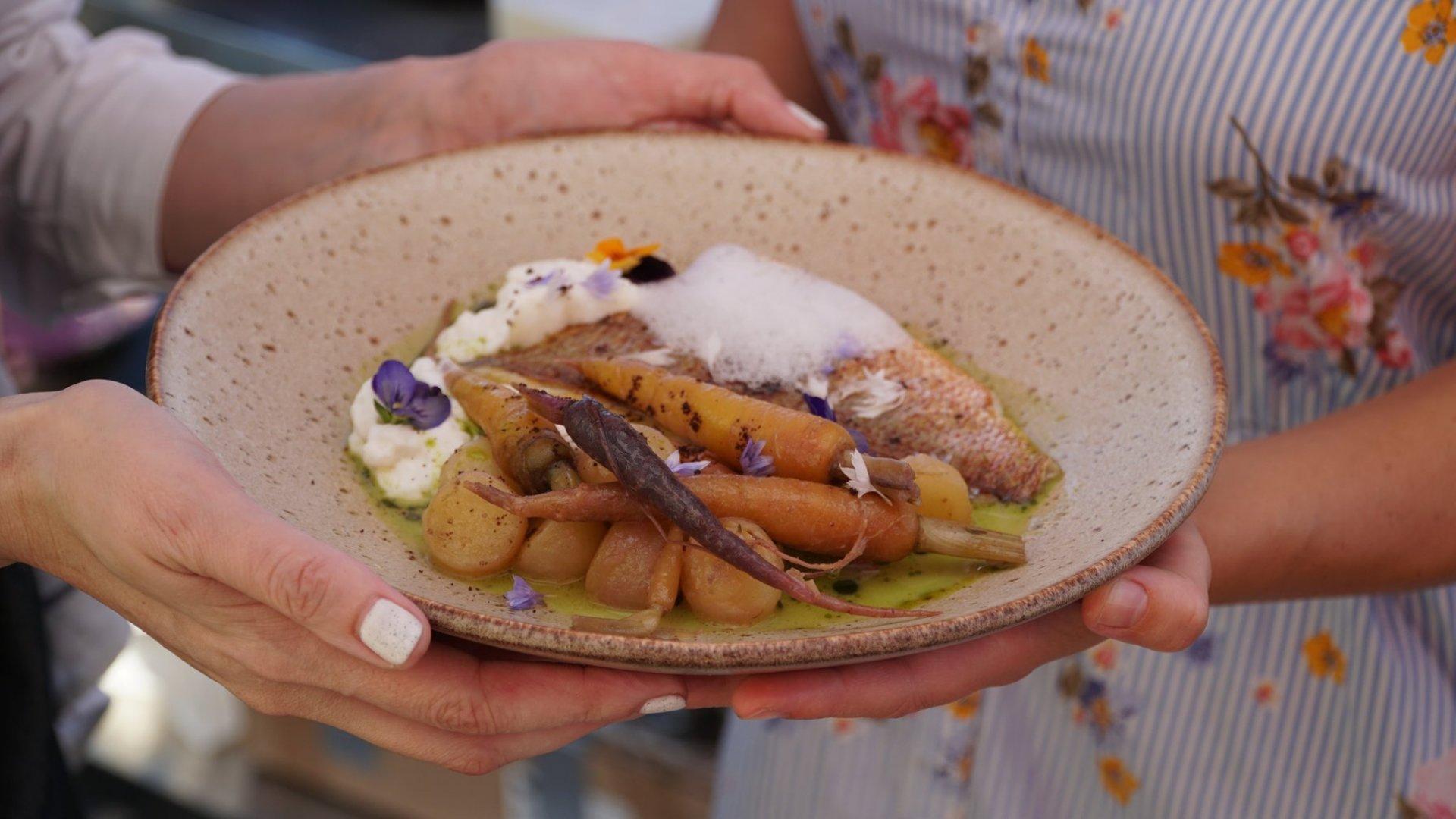 Невероятни кулинарни изкушения очакват посетителите на фестивала. Снимки Streat Food Festival