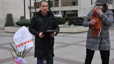 Живко Табаков инициира протеста на ресторантьорите