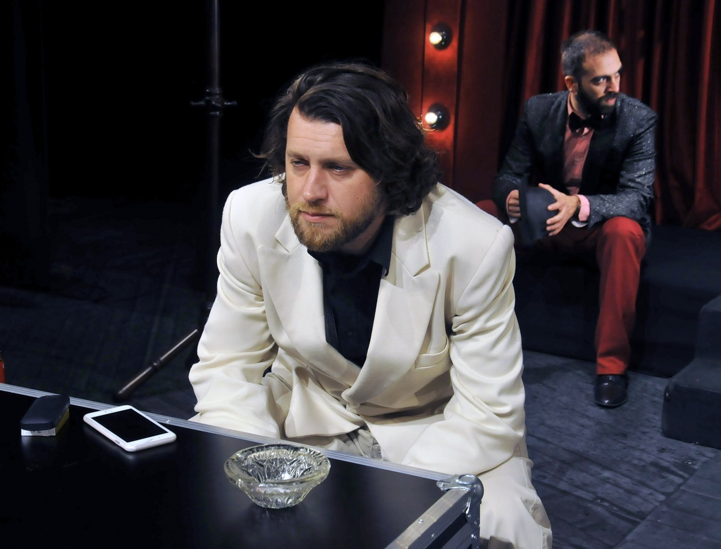 Веселин Плачков и колегите му репетираха цяло лято. Снимка Архив Черноморие-Бг
