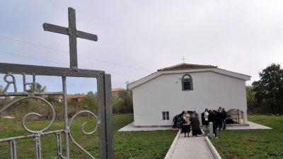 Църквата в село Светлина е изцяло обновена. Снимки Черноморие-Бг