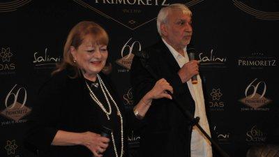 Богдана Карадочева и Стефан Димитров изпълниха китка от свои песни за бургаската публика