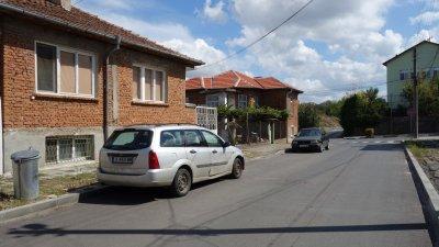 И през 2019 година бяха ремонтирани улици в Средец. Снимка Архив