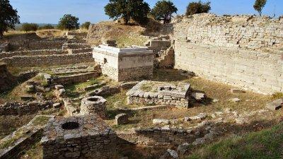 Музеят ще се намира близо до древния град Троя