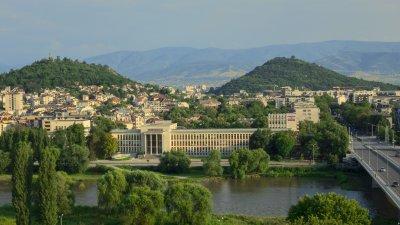 580 са първокурсниците приети в трите факултета по бакалавърска програма в различните специалности. Снимка УХТ - Пловдив