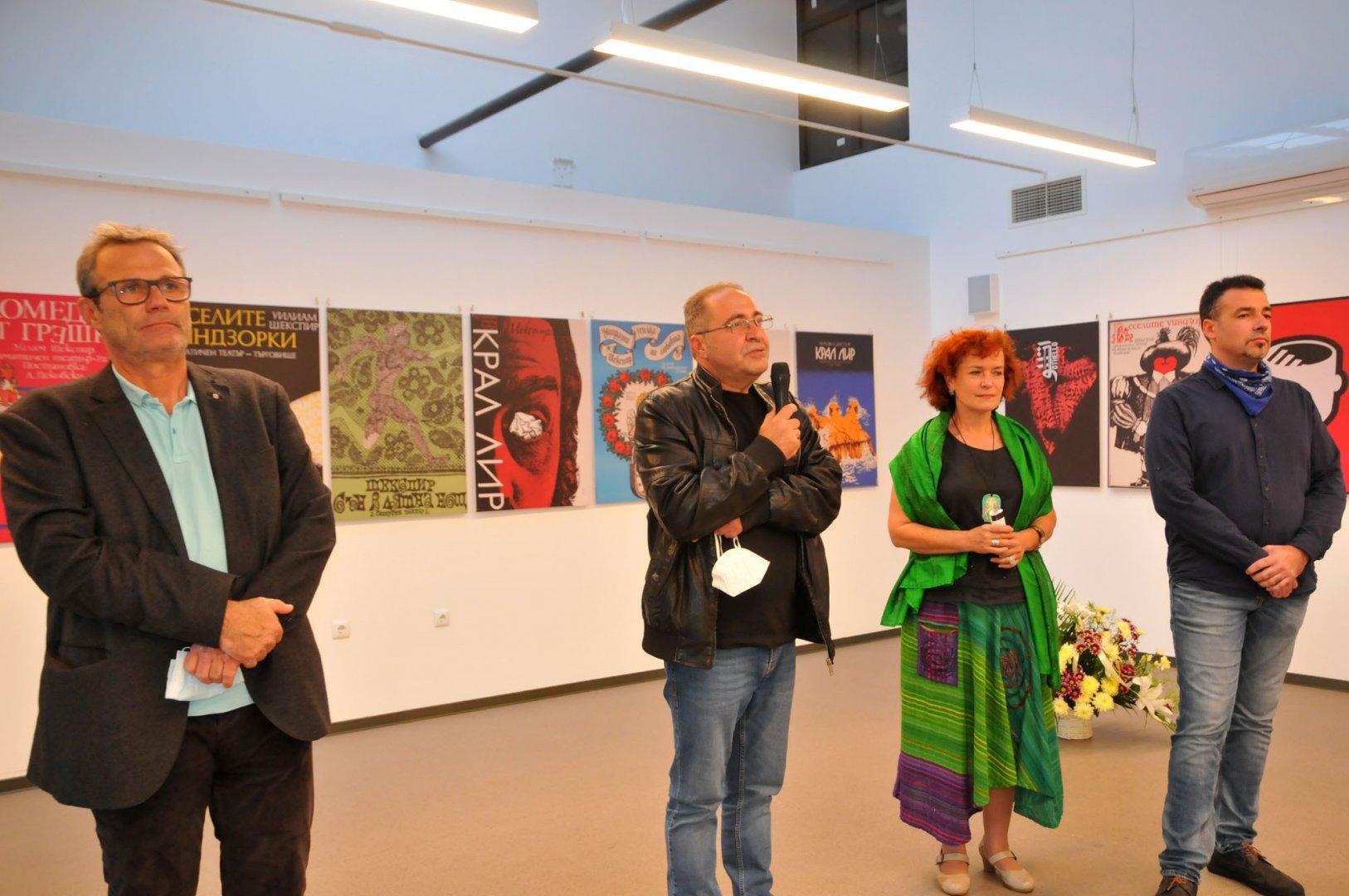 Изложбата може да бъде разгледана до 15-ти ноември. Снимки Черноморие-бг