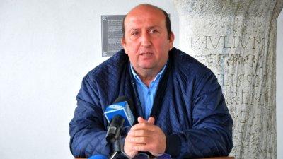 Чувствам се добре, каза пред Черноморие кметът на Средец Иван Жабов. Снимка Архив Черноморие-бг