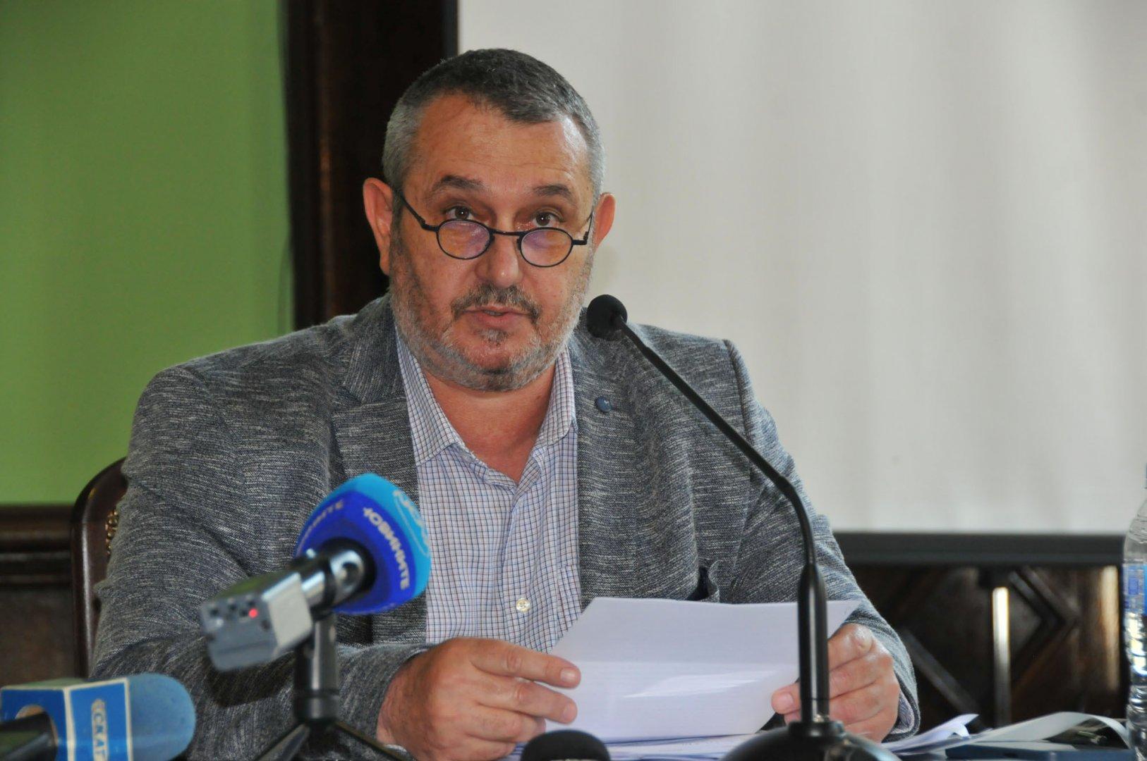 11 взрива на корона вирусна инфекция са регистрирани на територията на областта от началото на годината, заяви д-р Георги Паздеров - шеф на РЗИ - Бургас. Снимки Черноморие-бг