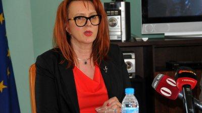 Мария Нейкова е назначена за областен управител на 19-ти май от служебния кабинет. Снимка Архив Черноморие-бг