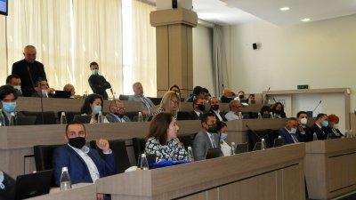 Съветниците подкрепиха създаването на медицинския център. Снимка Архив Черноморие-бг