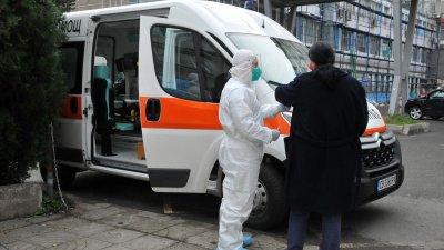 Увеличава се и броят на пациентите, които се приемат за лечение в болници. Снимка Архив Черноморие-бг