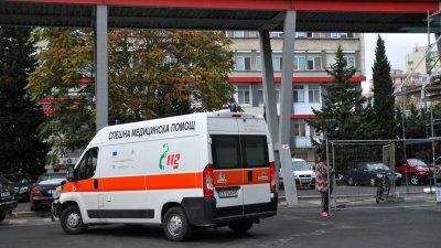 Паметникът ще бъде ситуиран пред хирургическия корпус на УМБАЛ. Снимка Архив Черноморие-бг