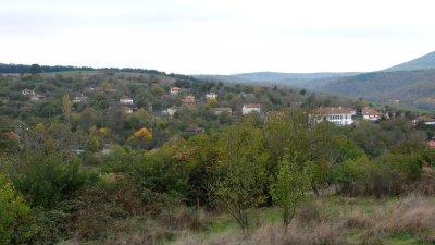Богданово е едно от живописните села в община Средец, известно и с най-популярната си жителка - Янка Рупкина. Снимки Черноморие-бг