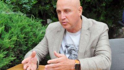 Увеличаваме подкрепата и това е голям успех за нас, коментира Димитър Найденов. Снимка Черноморие-бг