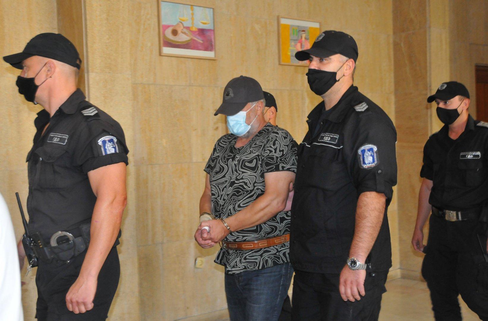 Срещи Станимир Р. има повдигнати серия от обвинения. Снимка Черноморие-бг