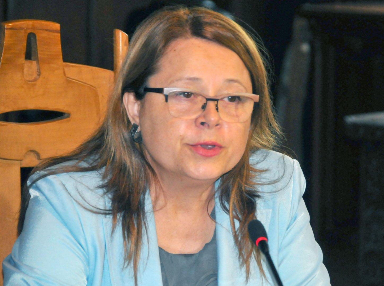Призоваваме повече хора да се преброят електронно, каза Калина Казанджиева - директор на Териториално статистическо бюро Югоизток на НСИ - Бургас. Снимка Черноморие-бг