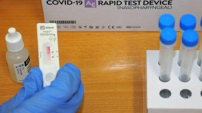 Всеки втори е с направен тест за корона вирус. Снимка Архив Черноморие-бг