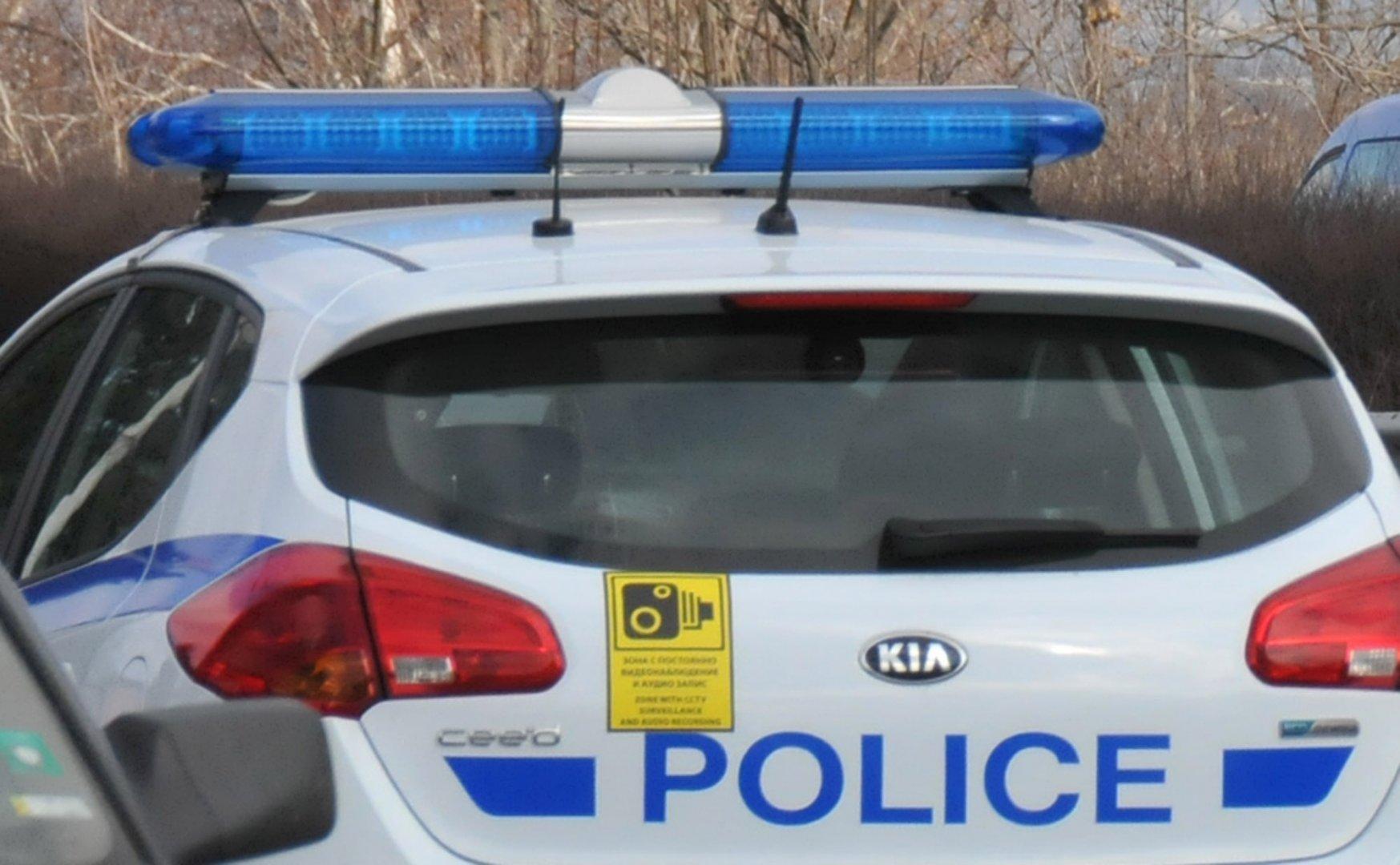 Инцидентът е станал заради несъобразена с пътните условия скорост. Снимка Архив-Черноморие-бг
