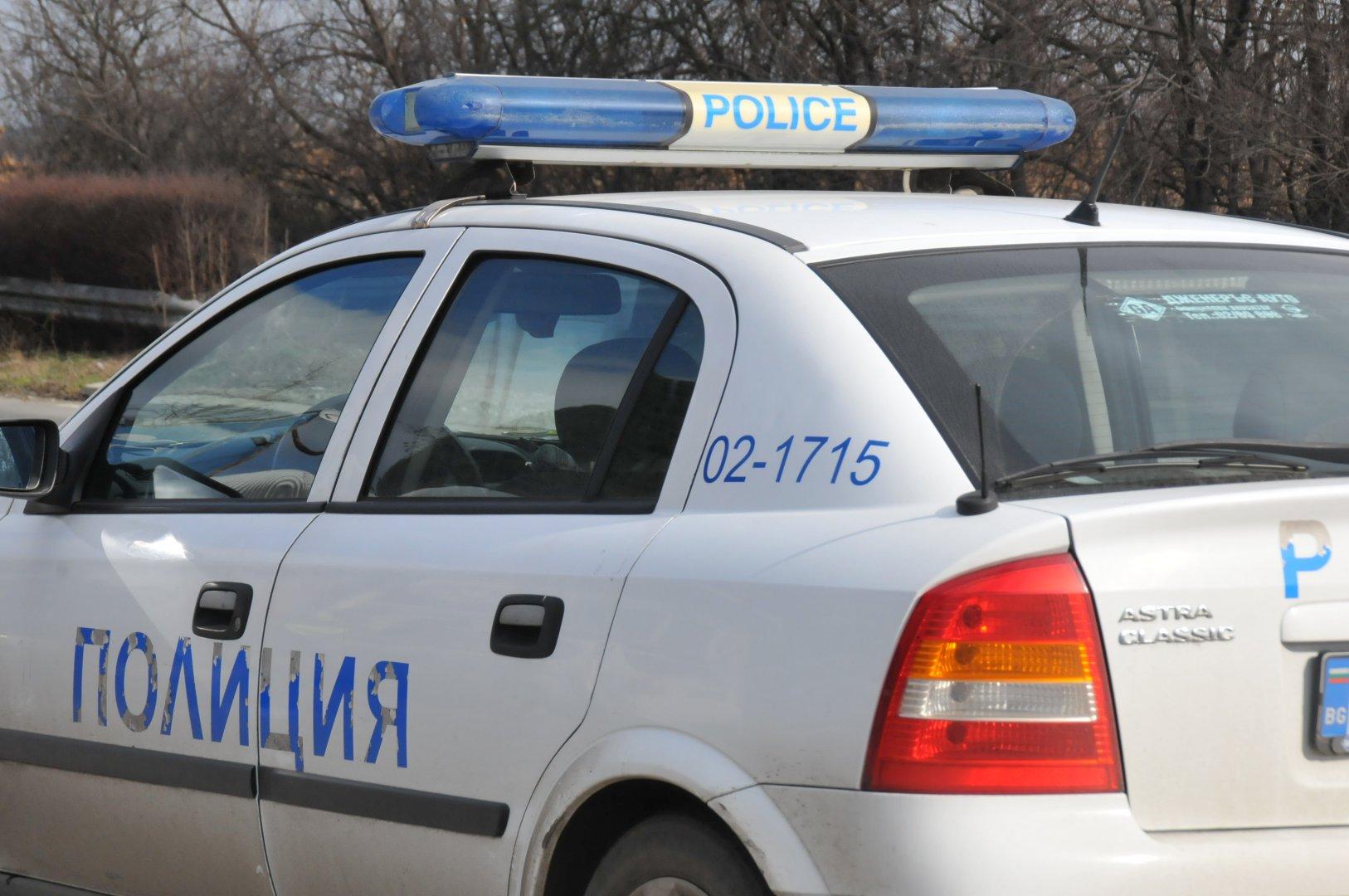 Инцидентът е станал на кръстовище в Бургас. Снимка Архив Черноморие-бг