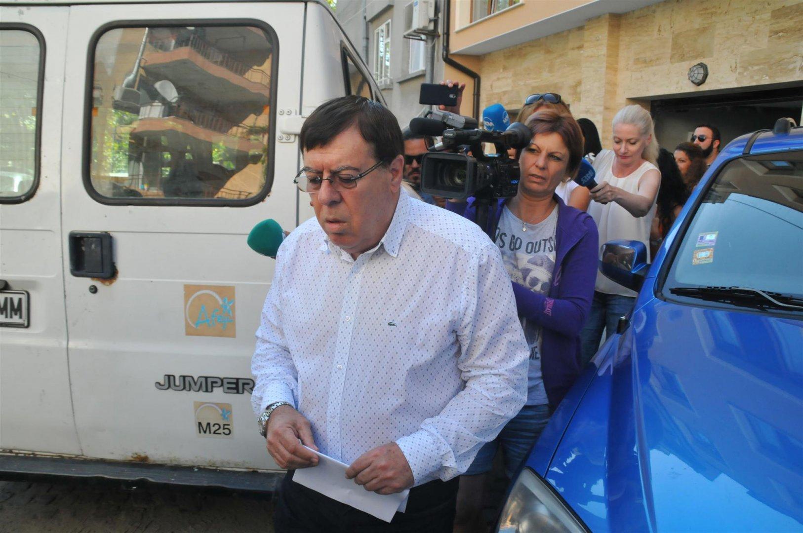Предстои да бъде изготвен обвинителния акт. Снимка Архив Черноморие-бг