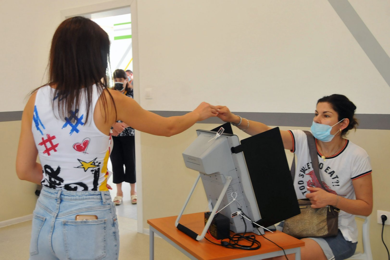 Почти 10% е по-ниска избирателната активност в Бургаско в сравнение с изборите от април. Снимка Черноморие-бг
