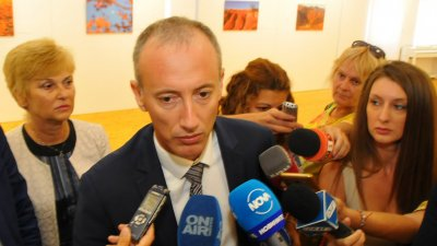 Нулева година няма да има, заяви министър Вълчев. Снимка Архив Черноморие-бг