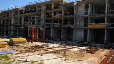 Допуснати са и съществени нарушения на административно-производствените правила от страна на главния архитект на Община Созопол при издаване на това разрешително за строеж. Снимка Черноморие-бг