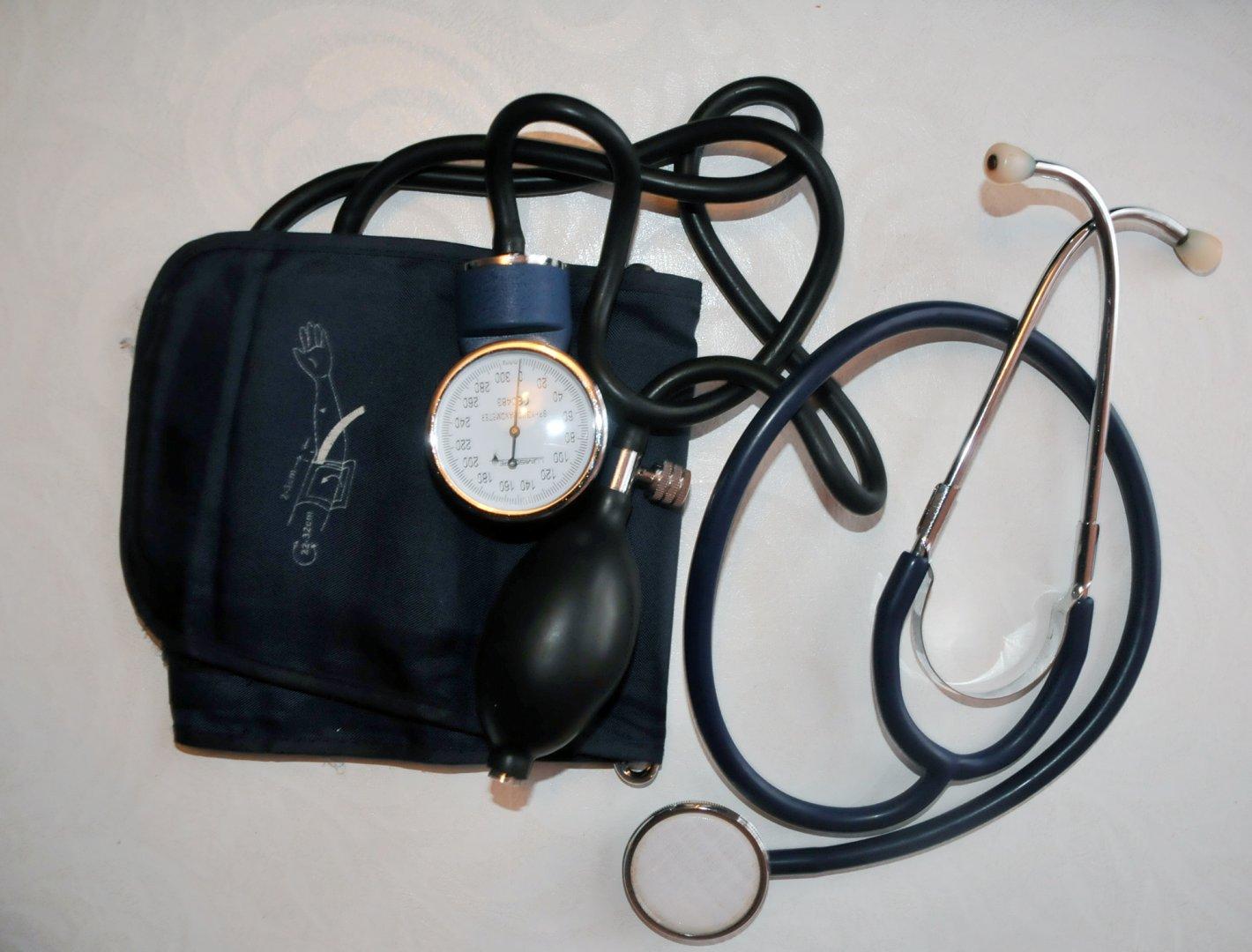В световния ден на хипертонията ще мерят безплатно кръвно на бургазлии. Снимка Лина Главинова