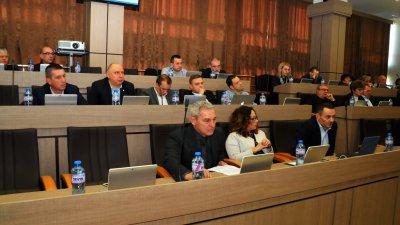 От гласуването на съветниците ще стане ясно дали ще има райониране в Бургас. Снимка Архив Черноморие-бг