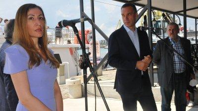 Хотелите и ресторантите в Слънчев бряг спазват мерките, каза министър Ангелкова. Снимка Черноморие-бг