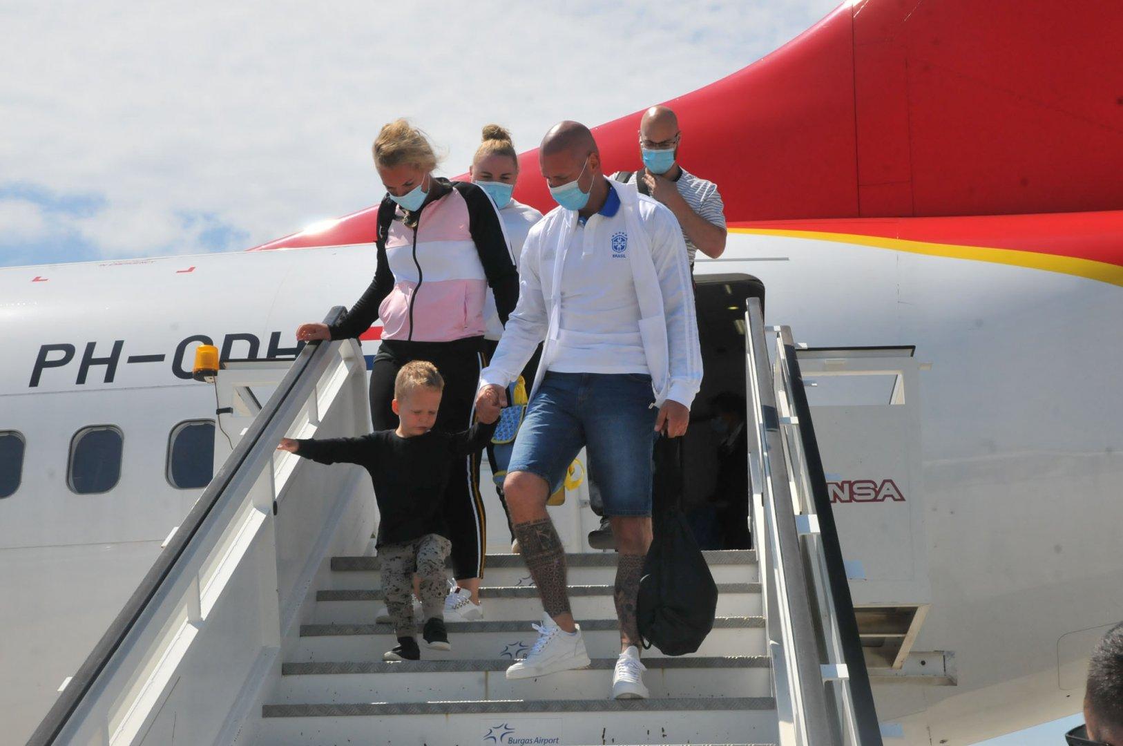 Схемата за държавна помощ обхваща полетите, извършени в периода от 14 май до 31 декември 2020 г. Снимка Черноморие-бг