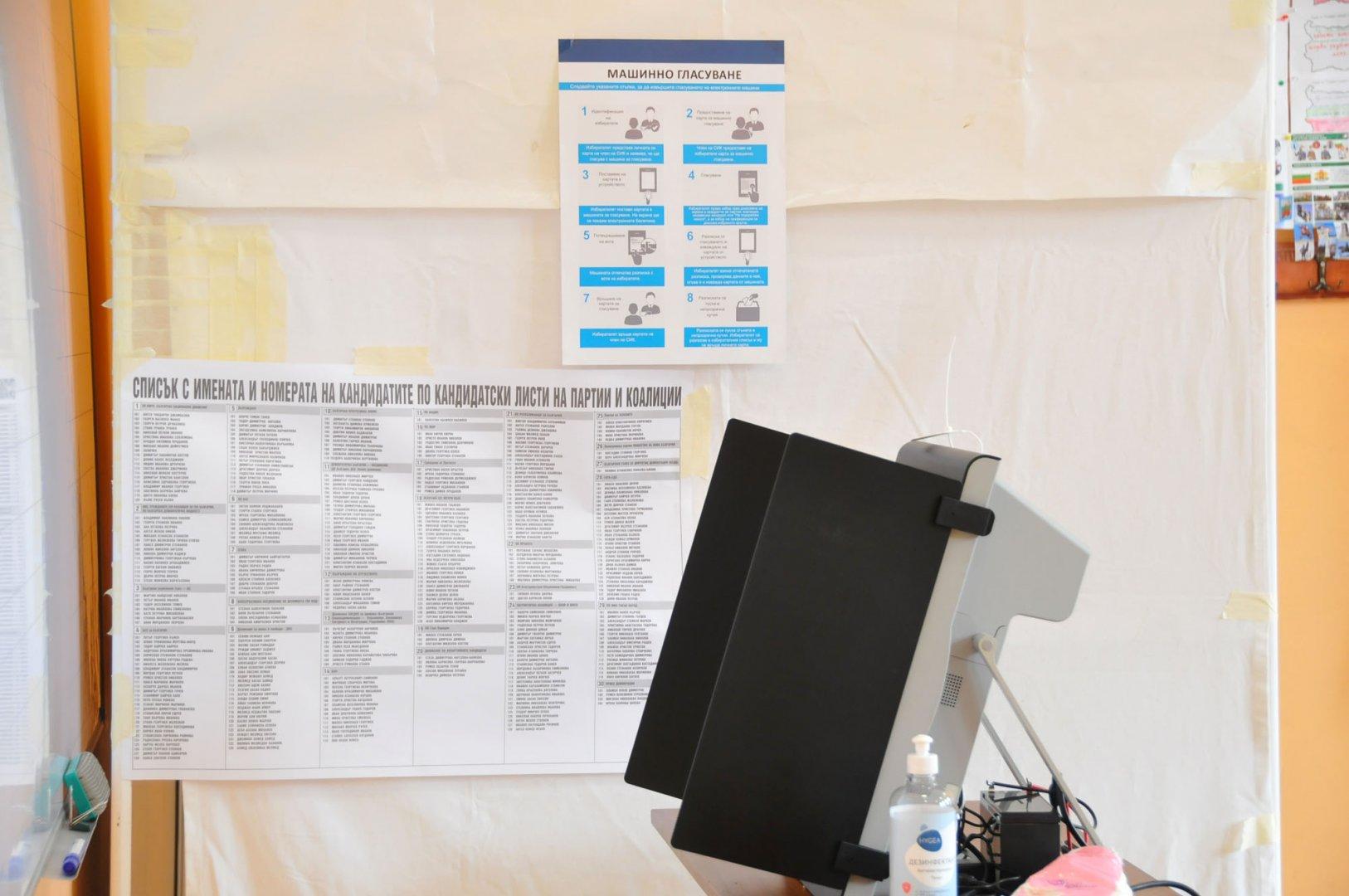 Изборите за 47-мо Народно събрание и за президент ще се проведат на 14-ти ноември. Снимка Архив Черноморие-бг