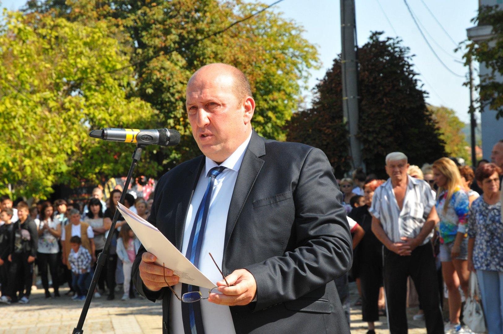 Иван Жабов - кмет на община Средец