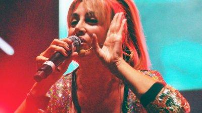 Изпълнителите в третата фестивална вечер направиха възпламеняващ завършек на тазгодишното издание на фестивала. Снимки Черноморие-бг