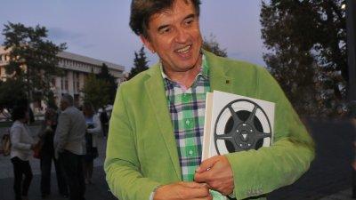 Игор Марковски представи книгата на проф. Дюлгеров, на която е и редактор. Снимки Черноморие-бг