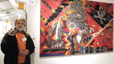 Изложбата ще бъде открита на 14-и ноември в галерия Бургас