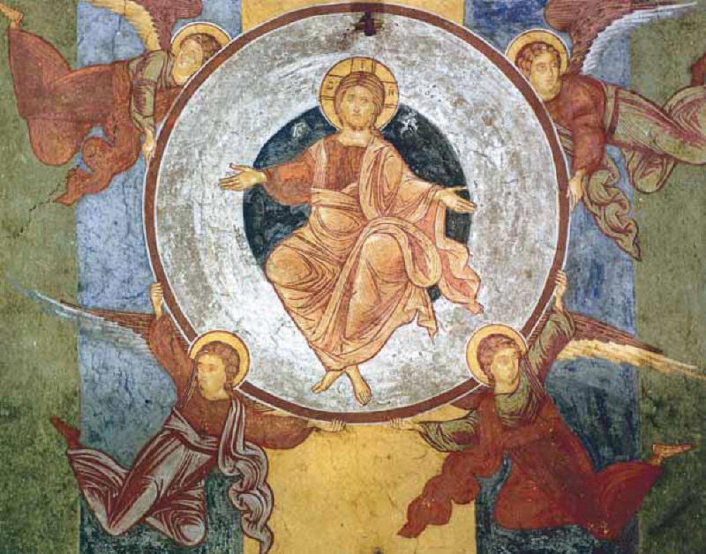 Възнесение Господне се празнува 40 дни след Възкресение Христово
