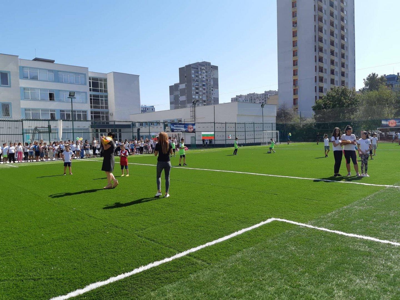 Малките футболисти ще покажат майсторството си този уикенд. Снимка Архив Черноморие-бг