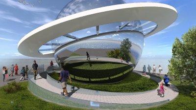 Бургаският Планетариум ще прилича на този в Чикаго